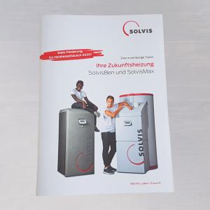 Broschüre Solvis Heizsysteme (30792)