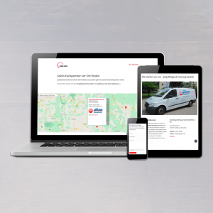 Solvis Partner Landingpage