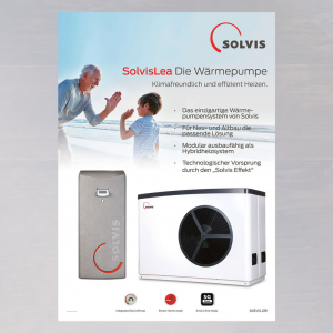 Poster SolvisLea - 1 Stück