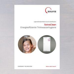 Broschüre SolvisClean (28917)