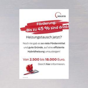 Poster Förderung (31348)