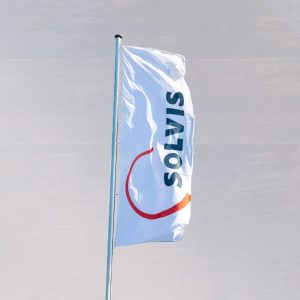 Solvis Fahne für Auslegermast (30937)